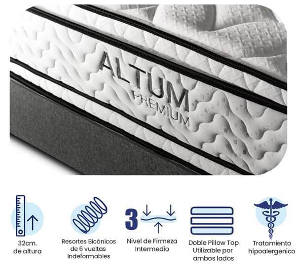 Detalle Altum Premium